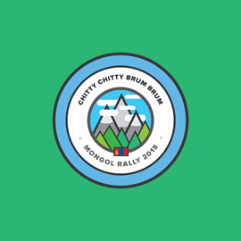 Chitty Chitty Brum Brum team logo
