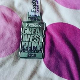 Great West Run 2015