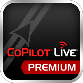 CoPilot Live Premium sat nav app