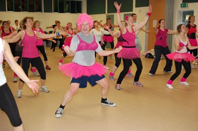 Zumba for Breast Awareness