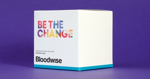 Giving In Celebration To Bloodwise Justgiving