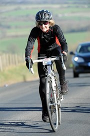 My first sportive of the season- Wiltshire Wildcat 16th March