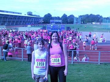 Rebecca & Jasmine Hollingsworth 2010