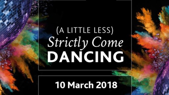 a little less  strictly come dancing