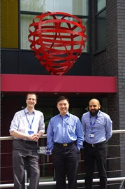 Project team: Dr Will Nicolson, Prof Andre Ng, Dr Shoaib Siddiqui