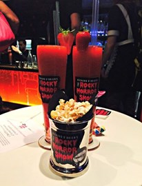 Rocky Horror: Touch Me Launch Party