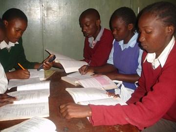 School of Hope in Kibera, Nairobi