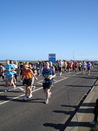 Andrew McC finished the GNR last year