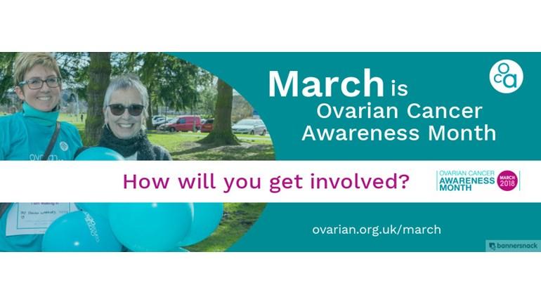 Caoimhe Nic An Tsaoir Is Fundraising For Ovarian Cancer Action