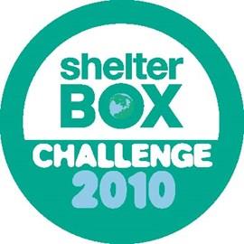 ShelterBox Challenge Badge