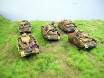 Panzer IV's
