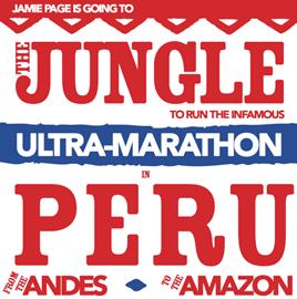 Running the Jungle Ultra Marathon, Peru