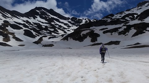 Shakedown Trek in the Pyrenees - May 2016