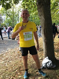 Royal Parks Half in Oct 17