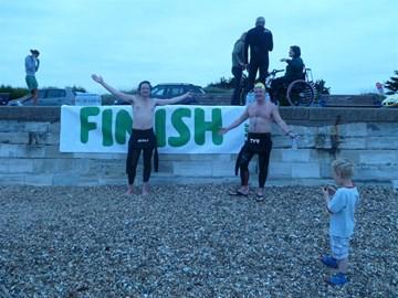 southsea macmillan charity swim