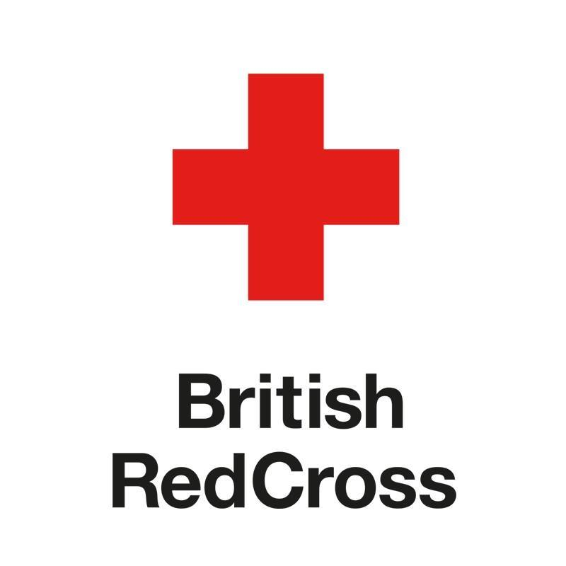 The British Red Cross Society - JustGiving