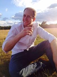 Rob in Richmond Park - summer 2015