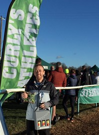 Winning the Sprout Scuttle 10k