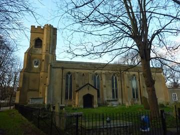 St Mary's, Walthamstow