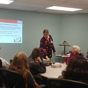 Nutrition Program, Parents learned how diet effects children's behavior.