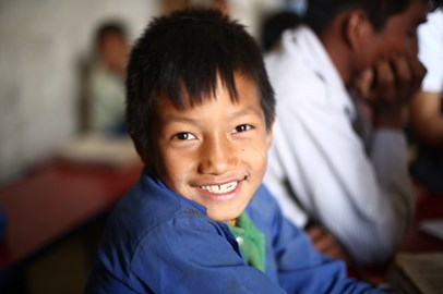 10 years old Sunil Lungwa