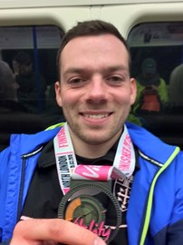 North London Half Marathon Finisher