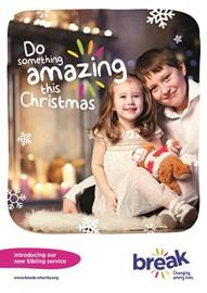 Do something amazing this Christmas!