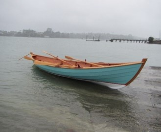 Our Skiff - Apollo