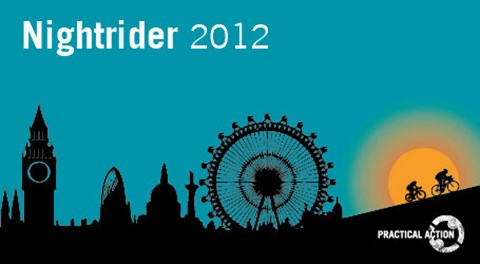 Nightrider 2012 for Practical Action