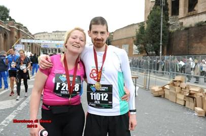 Rome Marathon 2013