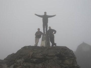 prior fund raising - 3 peaks challenge