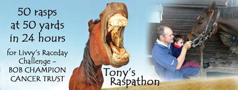 Tony's Raspathon