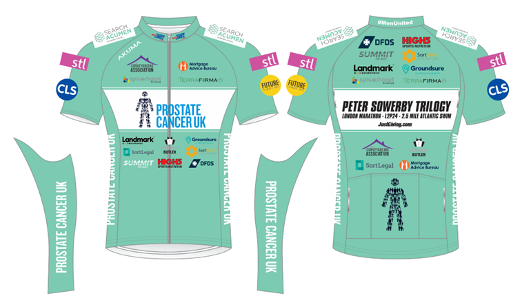 31e5c7db2 Peter Sowerby is fundraising for PROSTATE CANCER UK