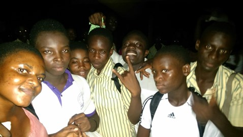 students of Jubilee High 2