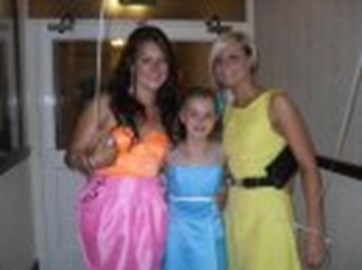 me with Jessica in 2009 and Alex x