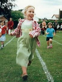 Run Grace Run!