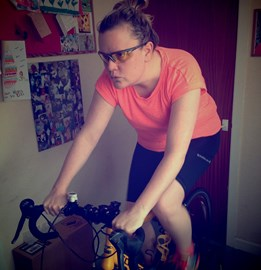 Monday 28th March - Turbo Training is serious business!