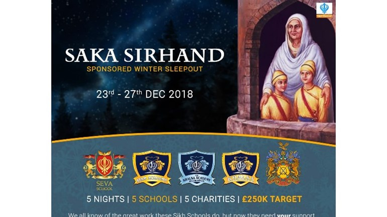 Anita Notta is fundraising for The Sikh Channel Community