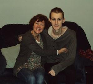 My precious son November 2012