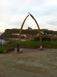 Saturday starts from Whitby on the North East coast