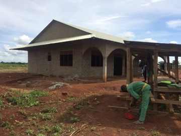 Watoto is building a farm and training center in northern Uganda, which will incorporate classrooms, accommodations and farm infrastructure to provide the platform upon which both theory and practical knowledge can be taught.