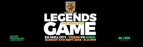 Wren Kitchens LEGENDS rematch