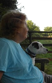 Mum and Charlie