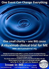 Poster - http://www.ukrituximabtrial.org/Rituximab%20news-Sep13%2002.htm