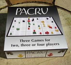 Pacru 302 set in the box