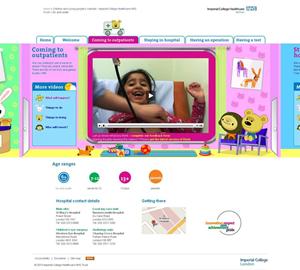 Our website www.imperial.nhs.uk/cyp