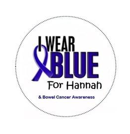 I Wear Blue Logo
