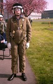 Top Gun pilot at RAF Church Fenton