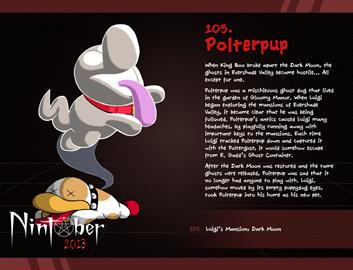 105. Polterpup