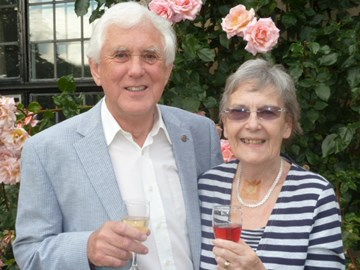 Celebrating my 70th and your generousity